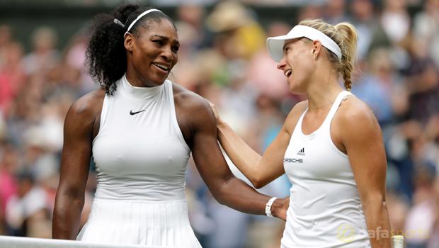 Serena Williams dan Angelique Kerber terkualifikasi untuk Final WTA