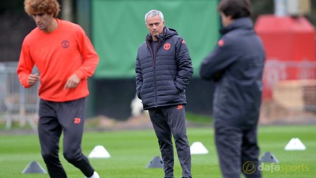 Jose Mourinho: Red Devils siap bertarung