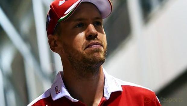GP Malaysia 2016: Sebastian Vettel targetkan penampilan kuat