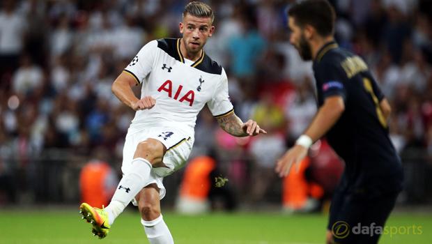 Toby Alderweireld berharap Spurs telah mengutip pelajaran