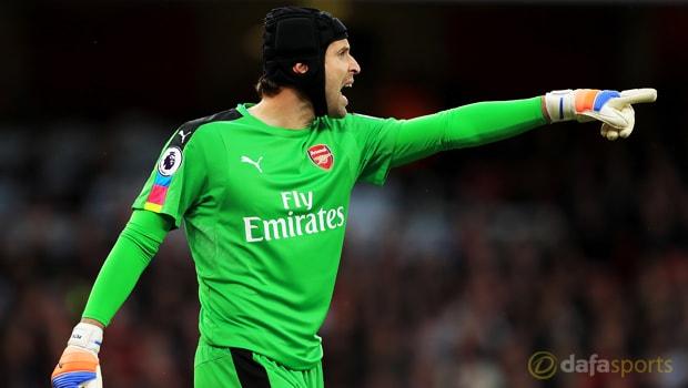 Petr Cech menjelaskan fokus Arsenal