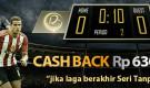 Cashback Seri Tanpa Gol