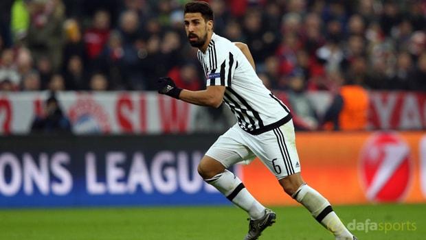 Sami Khedira menargetkan kemenangan Eropa