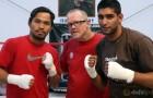 Amir Khan akan bertarung melawan Manny Pacquiao