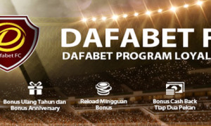 MANFAAT DAFABET FC