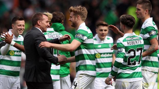 Brendan Rodgers mengincar peningkatan Celtic