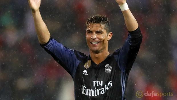 Cristiano Ronaldo senang dapat membantu tim