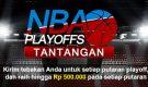 TANTANGAN PLAYOFF NBA – Kirim tebakan Anda dan raih hingga Rp 500.000