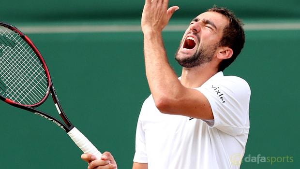 Final Wimbledon menyakitkan bagi Marin Cilic