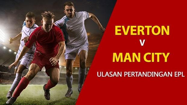 Everton vs Man City ID