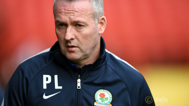 Charlton-Athletic-v-Blackburn-Rovers-Paul-Lambert