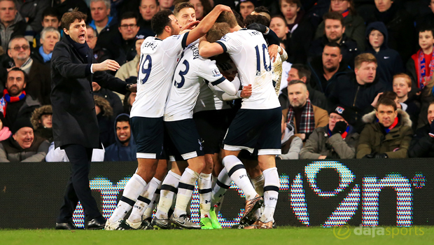 Crystal-Palace-v-Tottenham-Hotspur