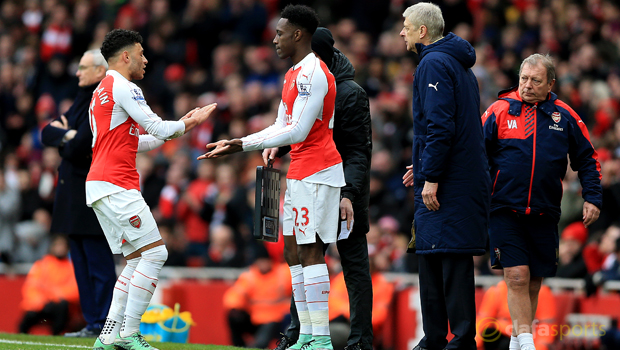 Arsenal-v-Leicester-City