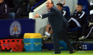 Leicester-City-v-Newcastle-United