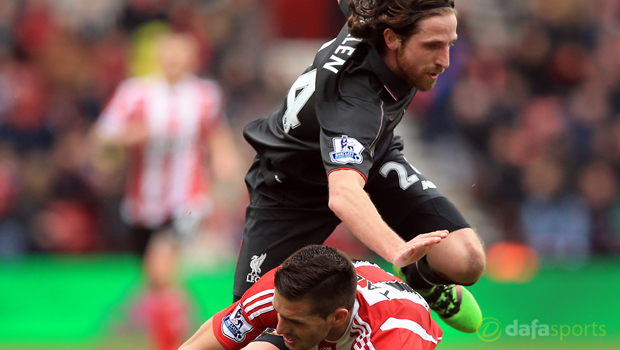 Southampton-v-Liverpool-Joe-Allen