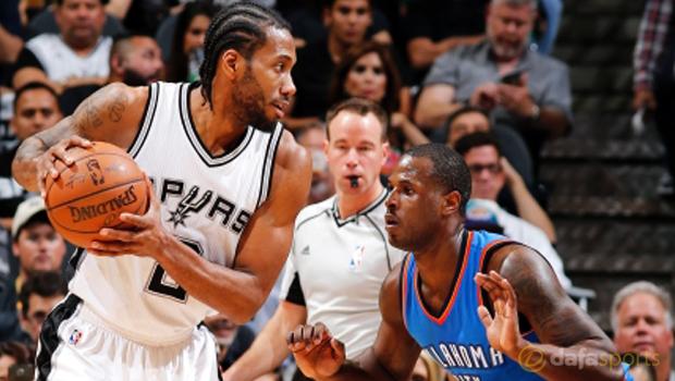 Kawhi-Leonard-San-Antonio-Spurs-v-Oklahoma-City-Thunder-NBA