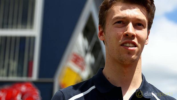 Toro-Rosso-Daniil-Kvyat-Formula-One