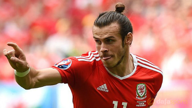 Gareth Bale Euro 2016