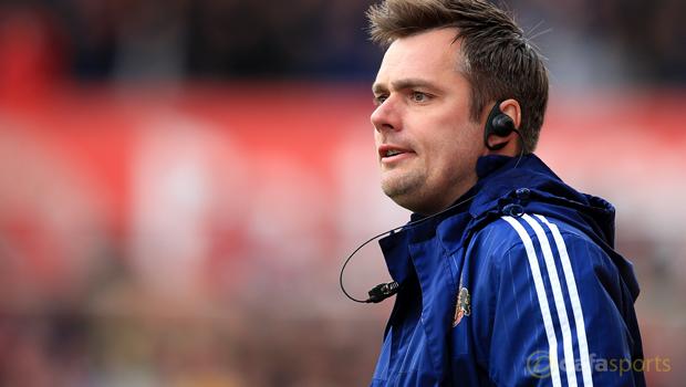 Sunderland-first-team-coach-Robbie-Stockdale