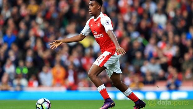 Arsenal-youngster-Alex-Iwobi