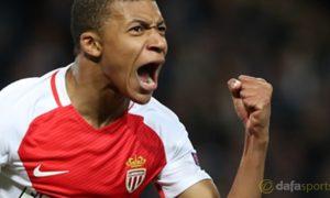 Monaco-forward-Kylian-Mbappe