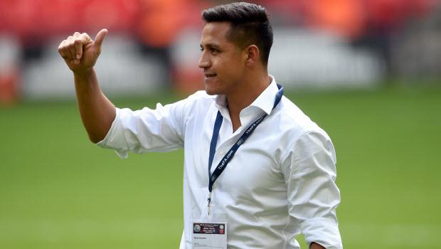 Alexis-Sanchez-Arsenal-v-Chelsea-Community-Shield-Wembley