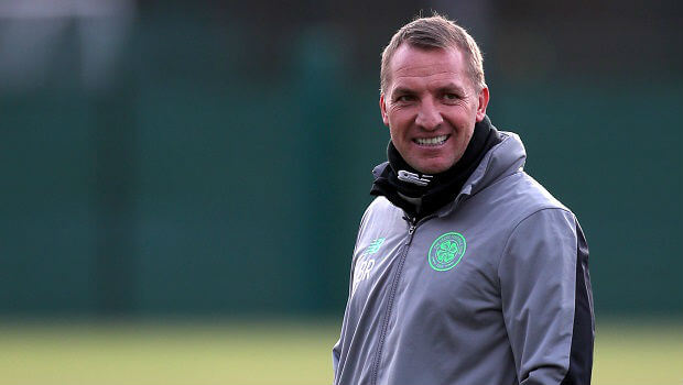 Brendan Rodgers desak Celtic untuk maju lagi