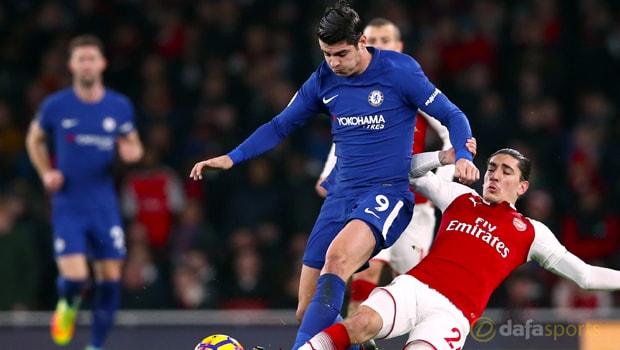 Antonio Conte: Alvaro Morata akan bangkit kembali