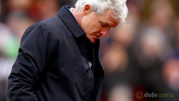 Stoke tersingkir, Mark Hughes dipecat
