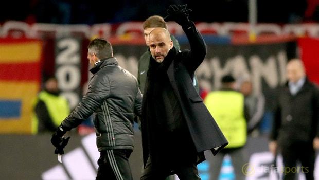 Pep Guardiola senang sudah tundukkan Basel