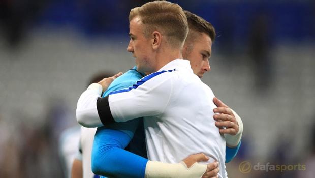 Jack-Butland-and-Joe-Hart-England-World-Cup-2018-min