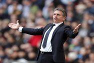 Claude Puel Leicester boss