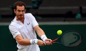 Murray Memenangkan Babak Pertama pada Western & Southern Open