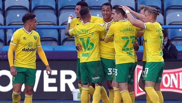 Adam Idah Mencetak Gol Saat Norwich City Menang saat Liga championship kembali