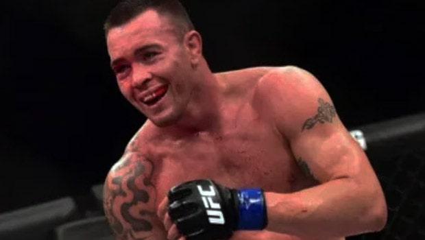 Covington Menghentikan Woodley Di UFC Vegas 11