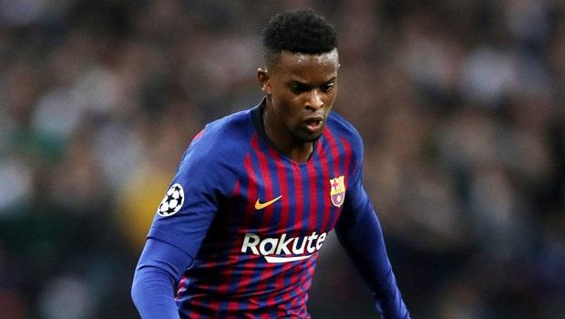 Bek Barcelona Nelson Semedo Bergabung dengan Wolves