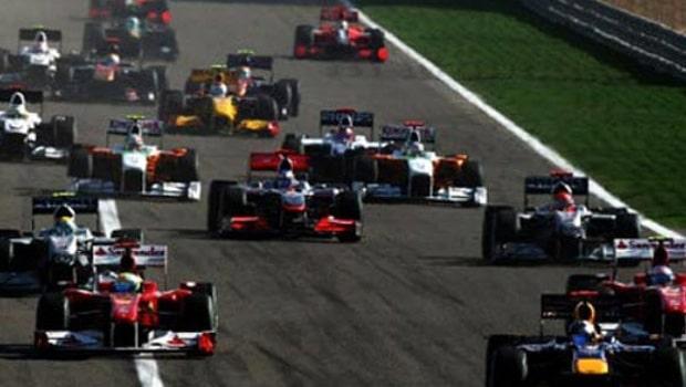 F1 Menunda GP Australia dan Cina