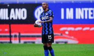 Ashley Young membuat sejarah bersama Inter Milan