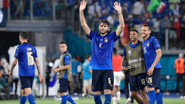 Euro 2020: Siapa yang Kemungkinan Akan Melawan Italia di Babak 16 Besar?