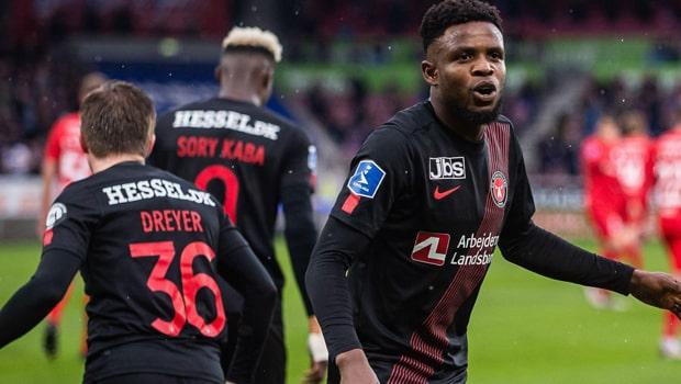 Brentford merekrut gelandang Nigeria Frank Onyeka dari FC Midtjylland