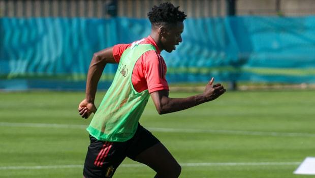 Arsenal Rekrut Albert Sambi Lokonga dari Anderlecht