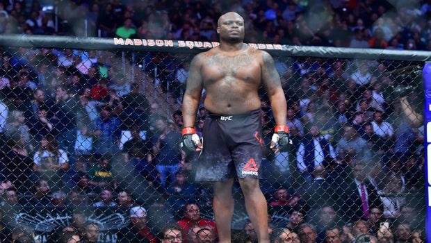 Pratinjau UFC 265: Lewis vs. Gane